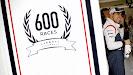 600 F1 Grand Prix races for Williams