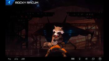 Rocky Racum - Guardiões da Galáxia