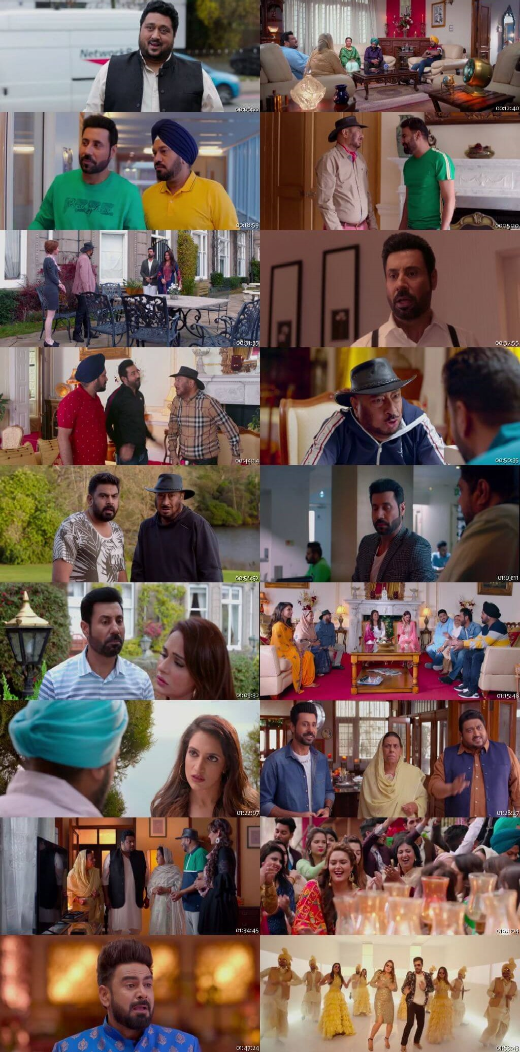 Screen Shot Of Band Vaaje 2019 Full Movie Free Download FHD 1080P Watch Online