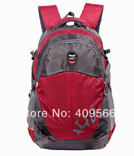 arrival large outdoor travel backpack 40L hiking backpa