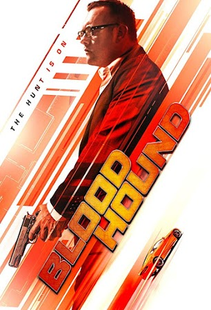 Poster Of Bloodhound 2020 In Hindi Bluray 720P Free Download