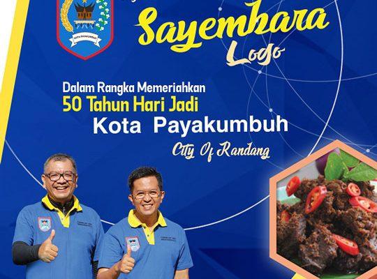 Ini Dia Nominator 10 Besar Sayembara Logo 50 Tahun Kota Payakumbuh