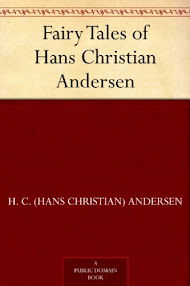 Cover of Hans Christian Andersen's Book Fairy Tales Of Hans Christian Andersen