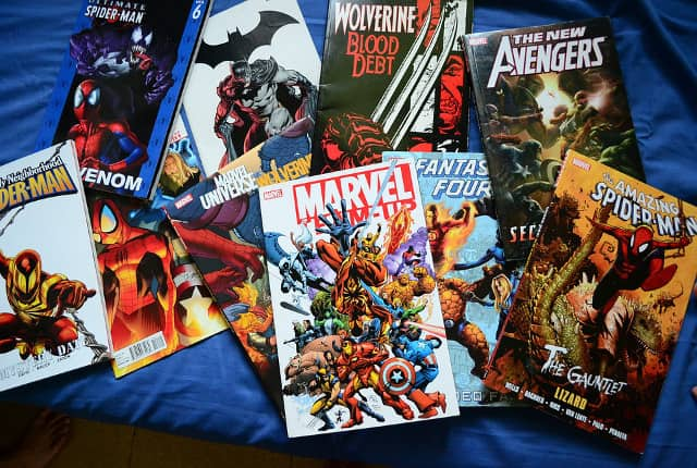 MARVEL COMIC