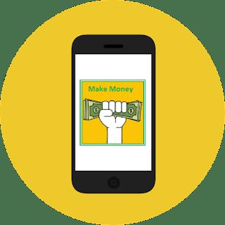 أفضل 10 تطبيقات لربح المال من الهواتف الذكية