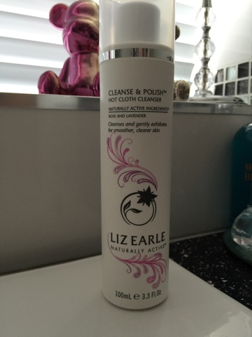Liz Earle: cleanse and polish