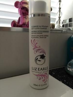 Liz Earle: cleanse and polish