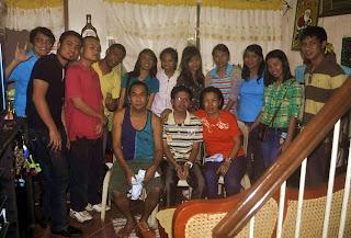 Omar Jolas Lazaro's Residence - February 12 Obando, Bulacan