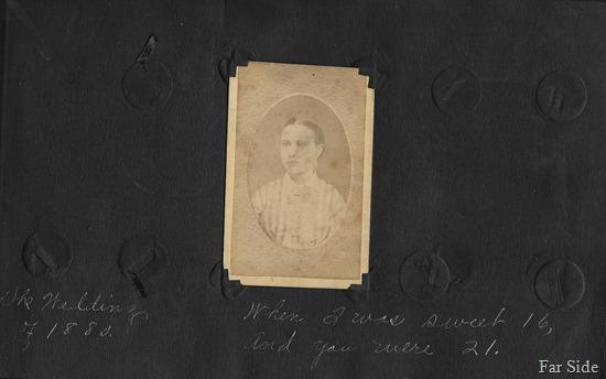 Possibly Louisa Stuve