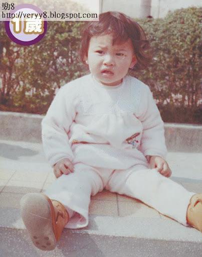 徐子珊小時候