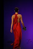 – presentace nastavení 1 sec. LÉTO- NYMFY finále Top Styl Designer 2006 UNIVERSE VERSE UNI -střih bezezbytku - společenský oděv