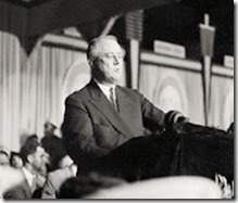 Franklin D. Roosevelt - June 27, 1936 speech