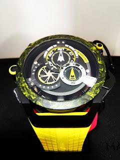 クロノグラフ 珍しい時計