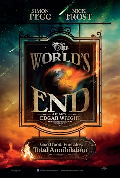 Bienvenidos al fin del mundo - The World's End (2013)