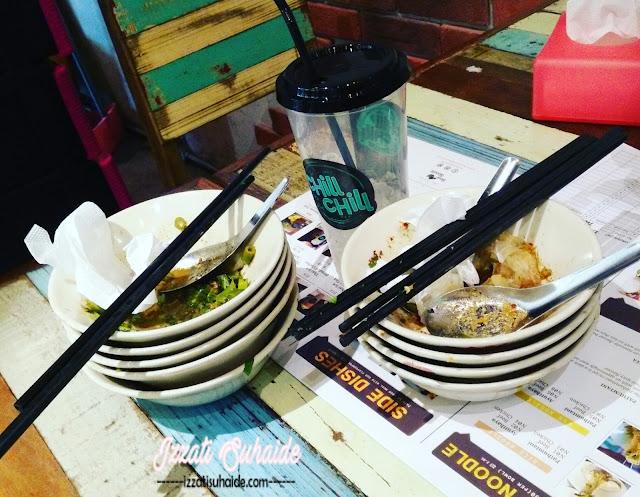 Pertama Kali Makan Di Boat Noodle