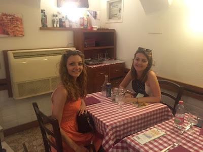 Al Picchio restaurant in Rome