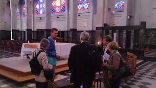 Visite de notre église Saint-Jean-Baptiste à Bruxelles Molenbeek-Saint-Jean mardi 28 juillet 2015 (8)