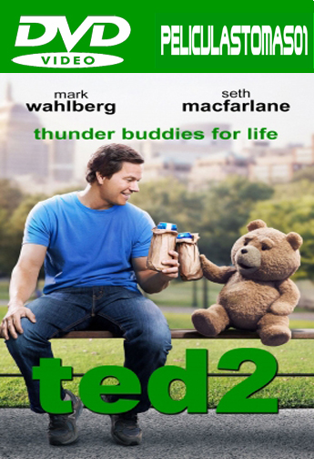 Ted 2 (2015) DVDRip