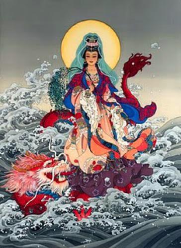 The Powers Of Kuan Yin