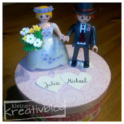https://www.kleiner-kreativblog.de Hochzeitsfeier