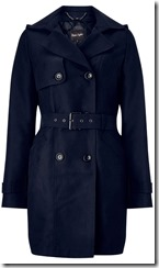 Phase Eight hooded trench coat