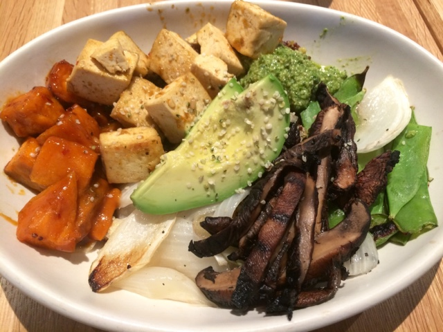 True Food Kitchen Bowls sassy wine belly: true food kitchen, ancient grains bowl with tofu