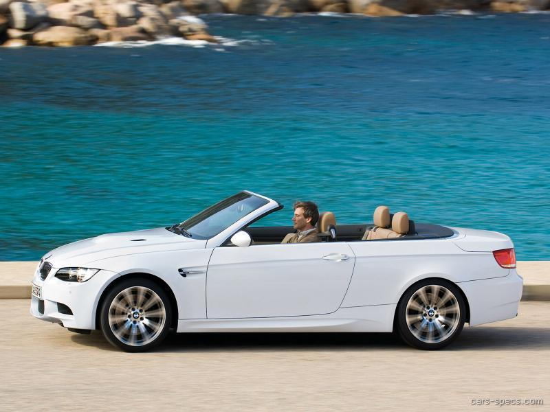 2009 bmw m3 convertible specifications pictures prices. Black Bedroom Furniture Sets. Home Design Ideas