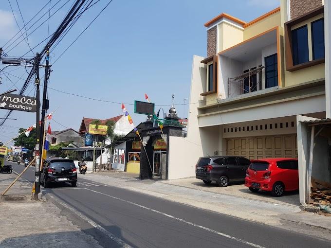 Ruko Baru 2 Lantai Istimewa Pinggir Jalan Utama Seturan dekat YKPN, UPN dan ATMAJAYA