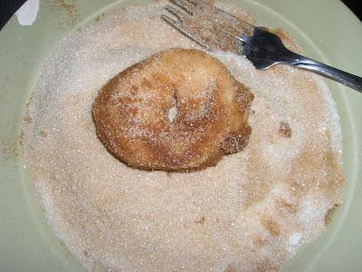 Biscuit, Cinnamon Sugar
