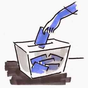 Censo electoral en el municipio de Madrid