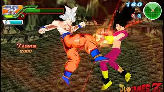 NOVO!! (MOD) DRAGON BALL TENKAICHI TAG TEAM + MENU EDITADO FULL HD PARA CELULARES ANDROID + DOWNLOAD