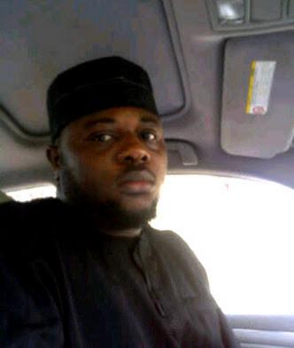 black senegalese attire, male