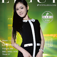 LiGui 2015.02.04 网络丽人 Model 凌凌 [40P] cover.jpg