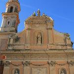Façade de la chapelle de l'Immaculée-Conception (chapelle des Pénitents blancs)