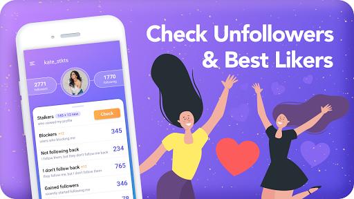 FollowBuzz: unfollowers & followers for instagram Mod Apk Latest