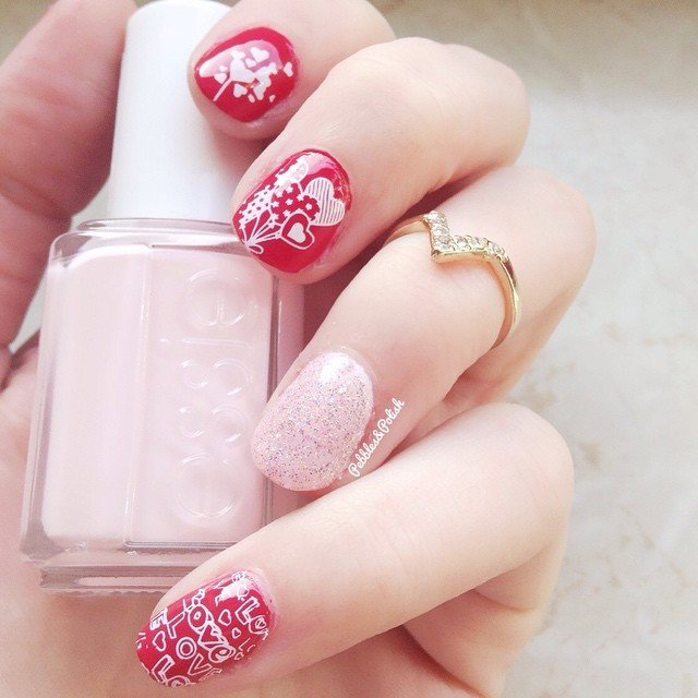 Crush-Worthy Nail Art