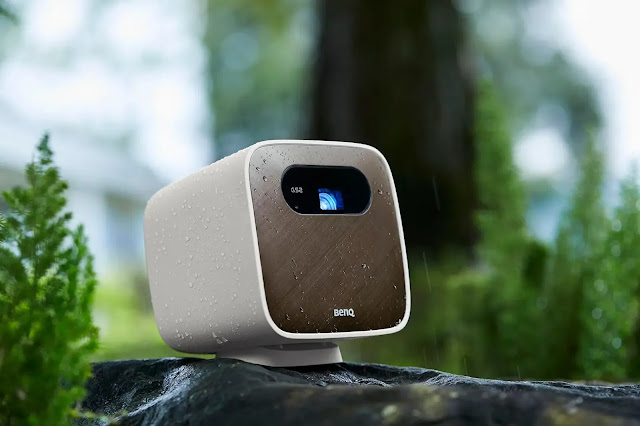 Uses of the BenQ GS2 portable projector