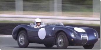 Jaguar Type-C Une Chance sur Deux