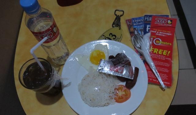 ホテルソウゴの朝食
