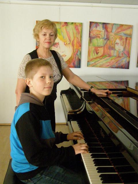 """II Rahvusvaheline festival  """"Laulavad ja mängivad poisid""""   (Narva, 17.03 –20.03.2011) - P1010045.JPG"""