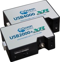 USB4000-XR 広波長範囲小型光ファイバースペクトロメーター