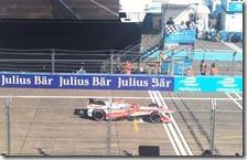 Felix Rosenqvist ha vinto l'ePrix a Berlino