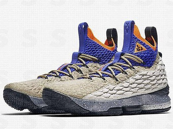 LeBron Watch Nike LeBron XV ACG All Conditions Gear