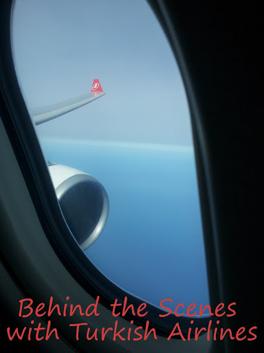 Behind the scenes with Turkish Airlines