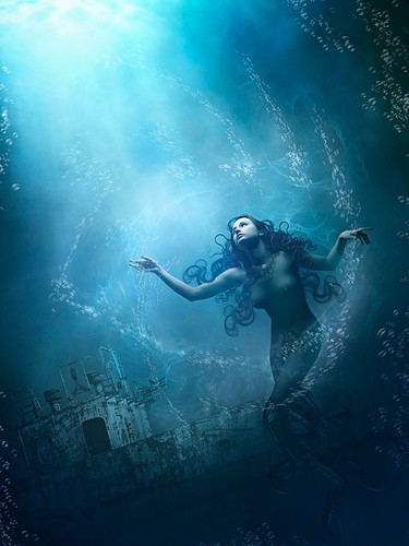 Blue Mermaid, Undines