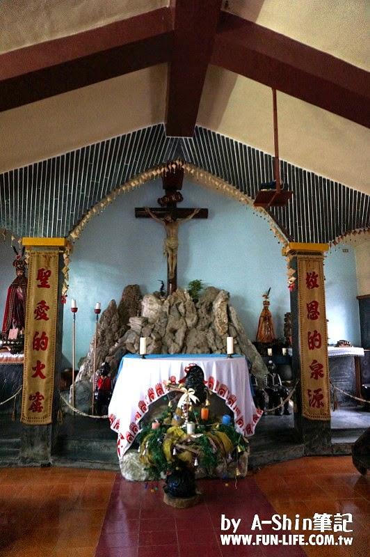 神山天主堂(耶穌聖心堂)