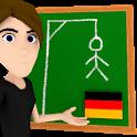 Galgenmännchen Henker Deutsch icon