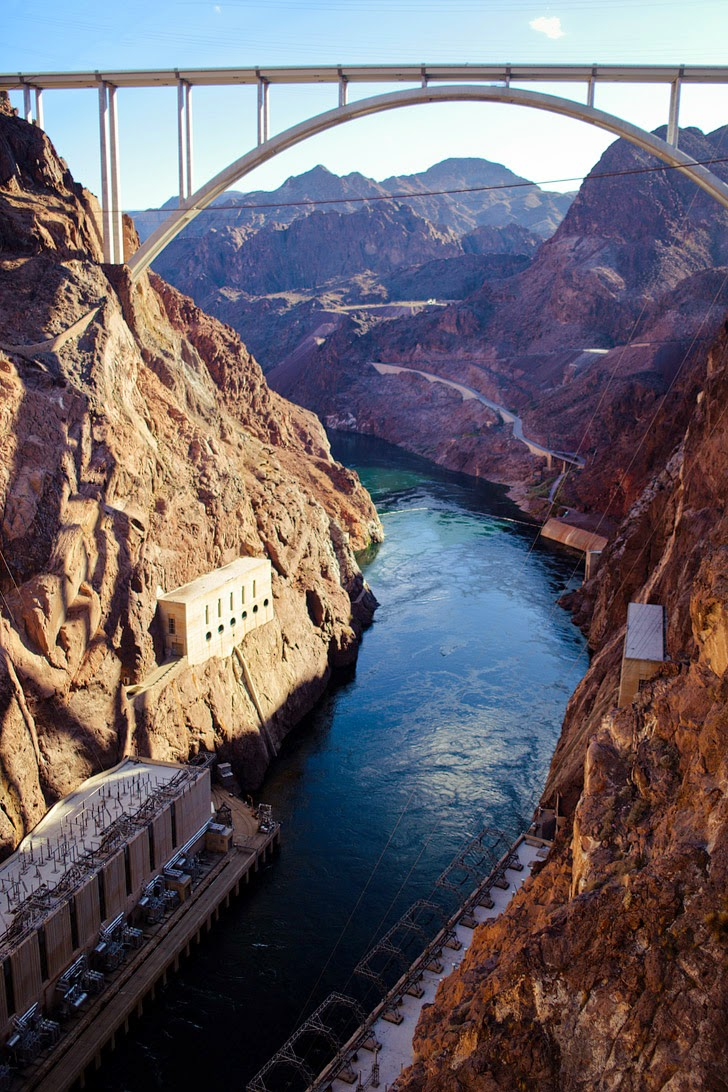 The Hoover Dam Tour Reviews.