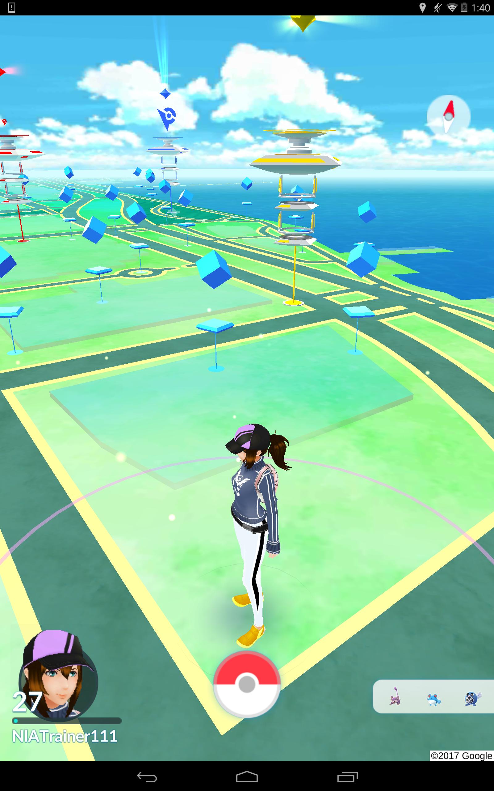 Pokémon GO screenshot #8