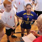 Międzyszkolny Turniej  Piłki Siatkowej Gimnazjów Katolickich, 2014-03-10